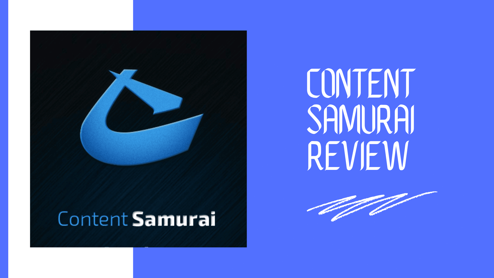 Content Samurai Review