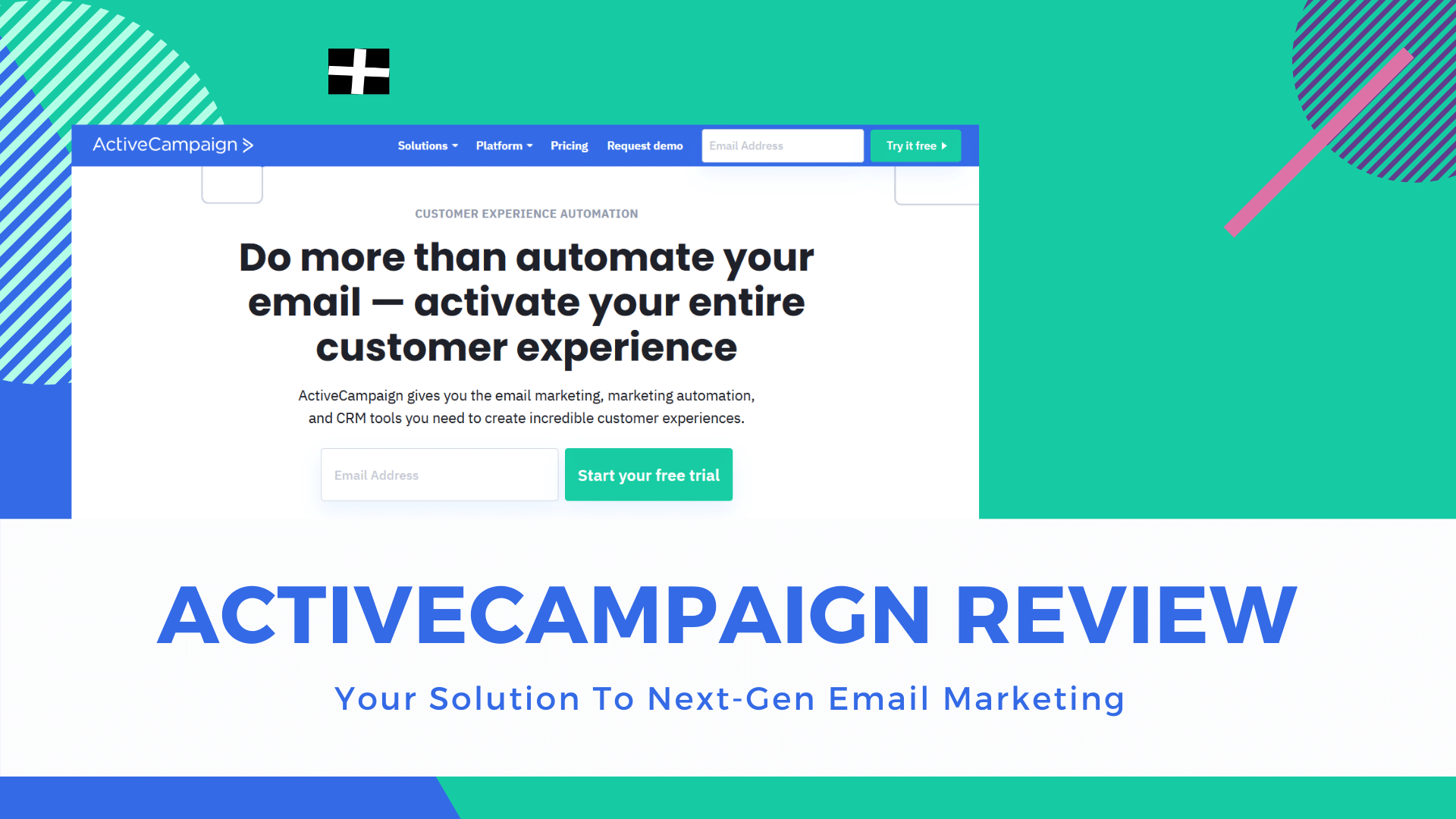 Active Campaign Force Automation Email