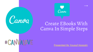 Create EBooks With Canva In Simple Steps